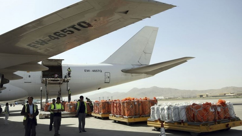 Afghanistan will be connected to 5 other countries through the air transportation