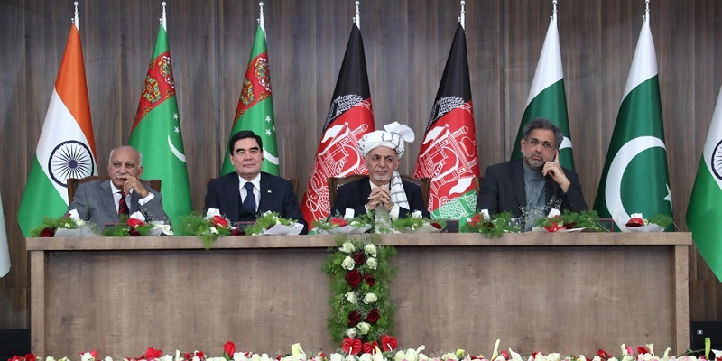 Beginning of the TAPI project in Herat