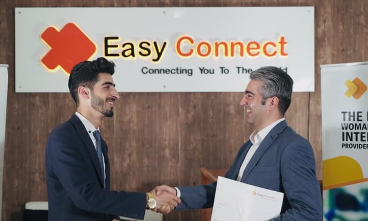 Easy Connect ISP